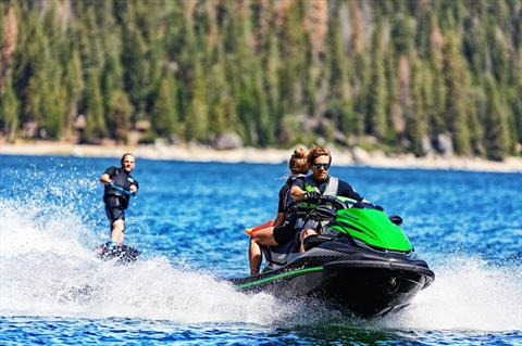 2020 Kawasaki Jet Ski STX 160LX in Mount Pleasant, Michigan - Photo 20