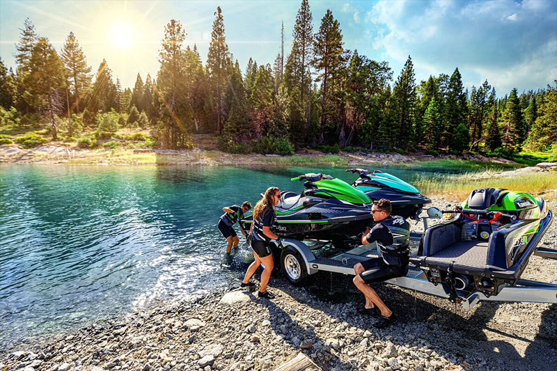 2020 Kawasaki Jet Ski STX 160LX in Mount Pleasant, Michigan - Photo 31
