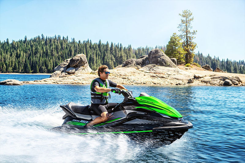 2020 Kawasaki Jet Ski STX 160LX in South Haven, Michigan - Photo 32