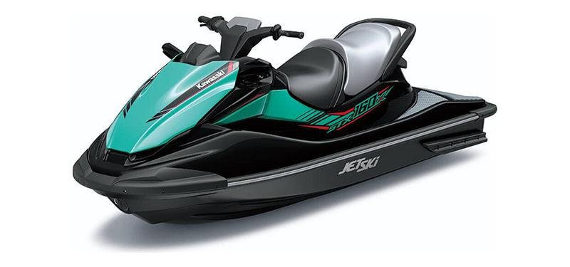 2020 Kawasaki Jet Ski STX 160X in Sacramento, California - Photo 3