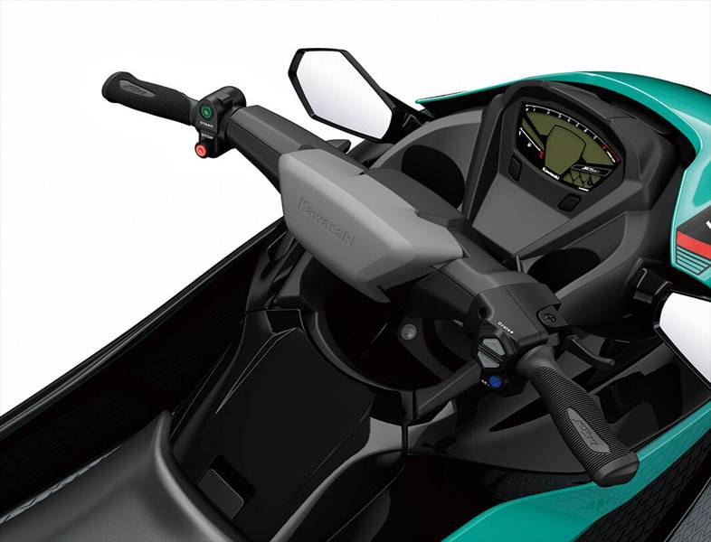 2020 Kawasaki Jet Ski STX 160X in San Francisco, California - Photo 5