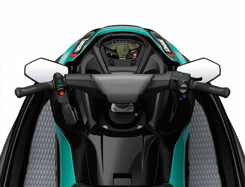 2020 Kawasaki Jet Ski STX 160X in Corona, California - Photo 6