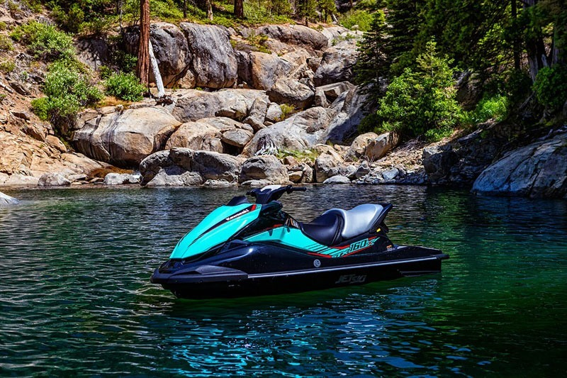 2020 Kawasaki Jet Ski STX 160X in Sacramento, California - Photo 8