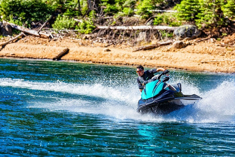 2020 Kawasaki Jet Ski STX 160X in Oak Creek, Wisconsin - Photo 9