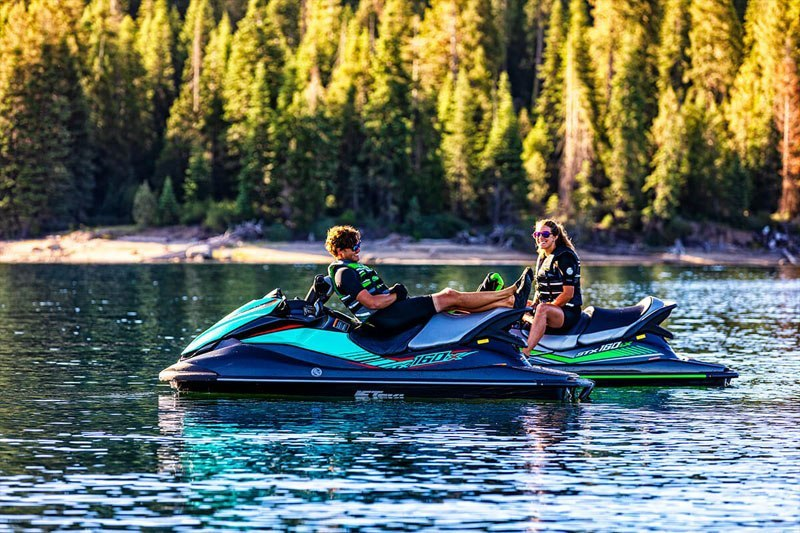 2020 Kawasaki Jet Ski STX 160X in Wasilla, Alaska - Photo 10