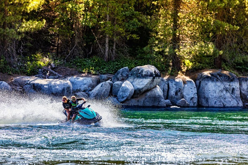 2020 Kawasaki Jet Ski STX 160X in Oak Creek, Wisconsin - Photo 11