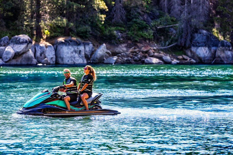 2020 Kawasaki Jet Ski STX 160X in Oak Creek, Wisconsin - Photo 12
