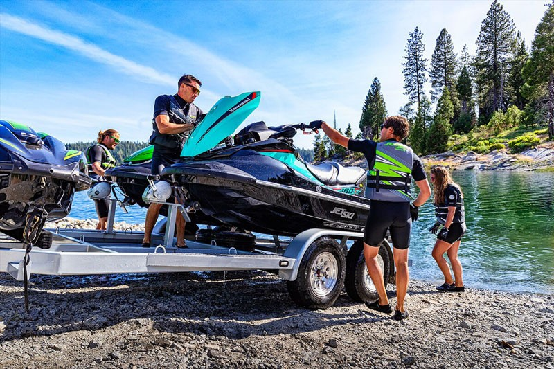 2020 Kawasaki Jet Ski STX 160X in Oak Creek, Wisconsin - Photo 25
