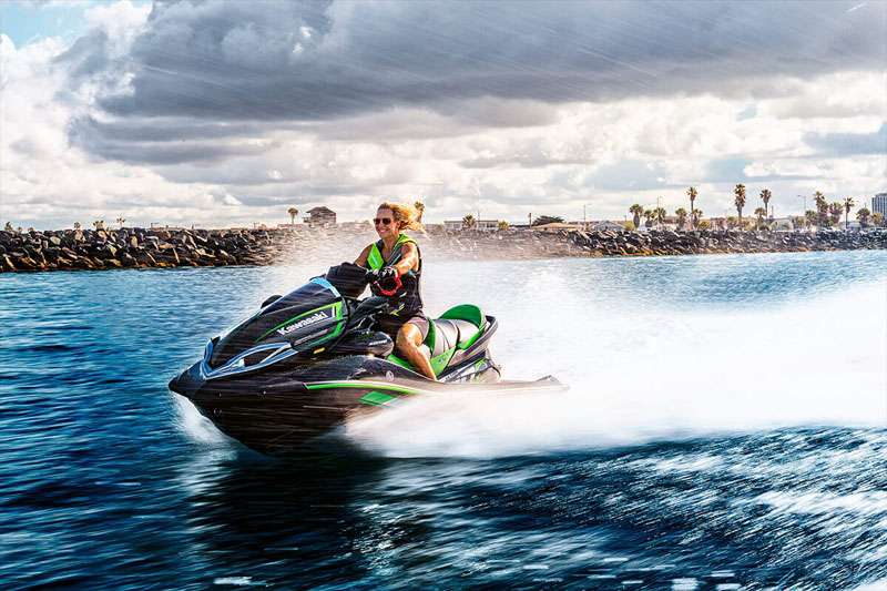 2020 Kawasaki Jet Ski Ultra 310LX in North Reading, Massachusetts - Photo 4