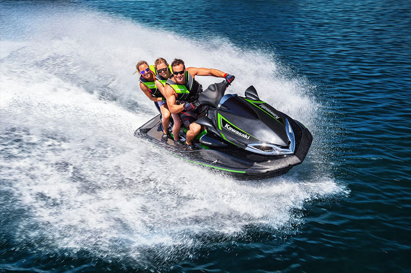 2020 Kawasaki Jet Ski Ultra 310LX in Oak Creek, Wisconsin - Photo 5