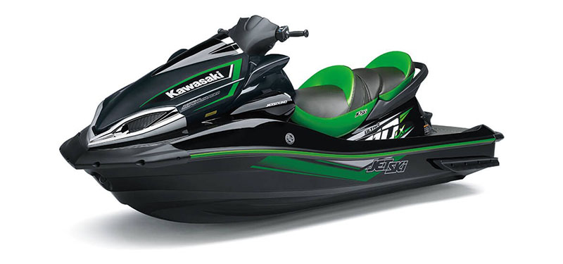 2020 Kawasaki Jet Ski Ultra 310LX in Oak Creek, Wisconsin - Photo 3