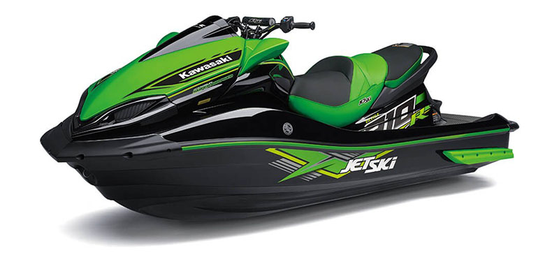 2020 Kawasaki Jet Ski Ultra 310R in Irvine, California - Photo 3