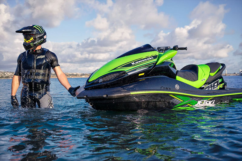 2020 Kawasaki Jet Ski Ultra 310R in Lebanon, Maine - Photo 4