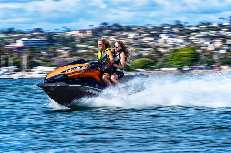 2020 Kawasaki Jet Ski Ultra 310X in Orlando, Florida - Photo 7