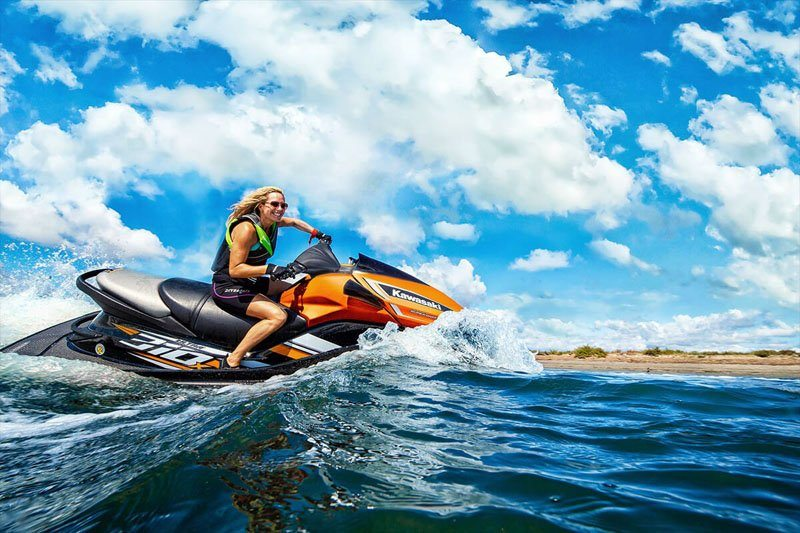 2020 Kawasaki Jet Ski Ultra 310X in Oak Creek, Wisconsin - Photo 8