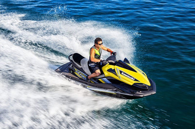 2020 Kawasaki Jet Ski Ultra LX in Mount Pleasant, Michigan - Photo 4