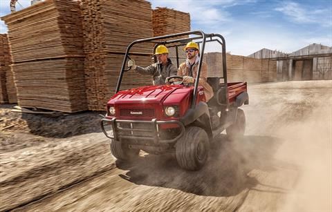 2020 Kawasaki Mule 4000 in Plymouth, Massachusetts - Photo 4