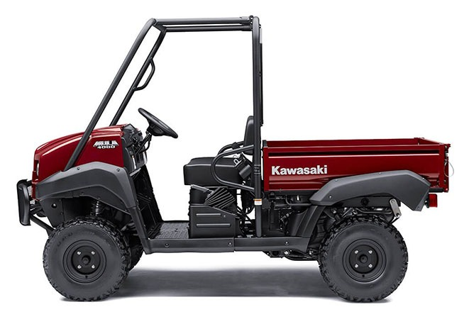 2020 Kawasaki Mule 4000 in Plymouth, Massachusetts - Photo 2