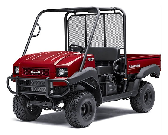 2020 Kawasaki Mule 4000 in Woodstock, Illinois - Photo 3