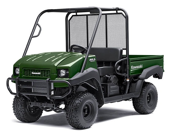 2020 Kawasaki Mule 4000 in Mount Pleasant, Michigan - Photo 3
