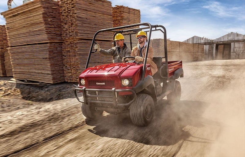 2020 Kawasaki Mule 4000 in Mount Pleasant, Michigan - Photo 4