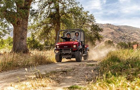 2020 Kawasaki Mule 4000 in South Paris, Maine - Photo 5