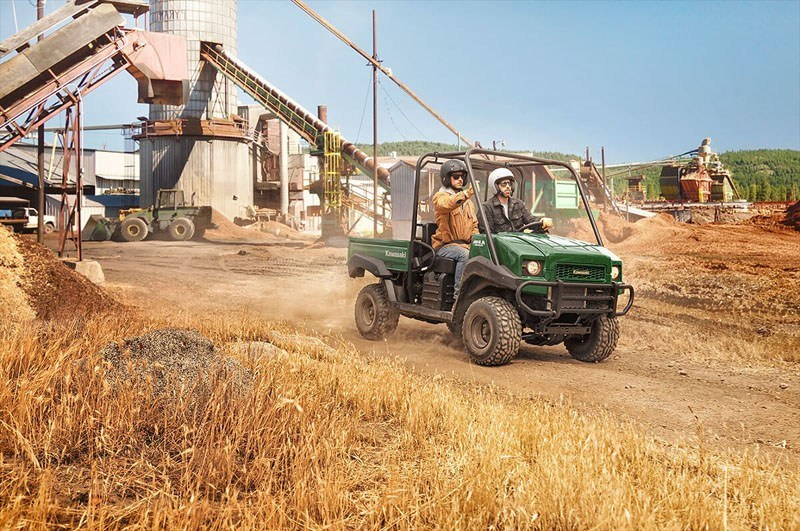 2020 Kawasaki Mule 4000 in South Paris, Maine - Photo 7