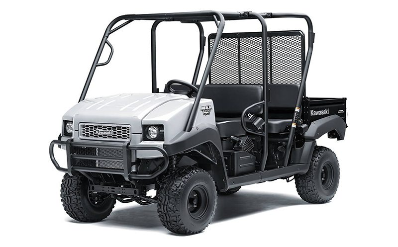 2020 Kawasaki Mule 4000 Trans in Oak Creek, Wisconsin - Photo 3