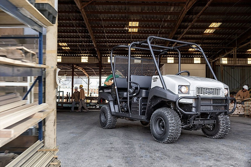 2020 Kawasaki Mule 4000 Trans in Fort Pierce, Florida - Photo 4