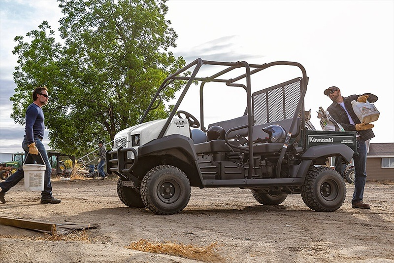 2020 Kawasaki Mule 4000 Trans in Oak Creek, Wisconsin - Photo 5