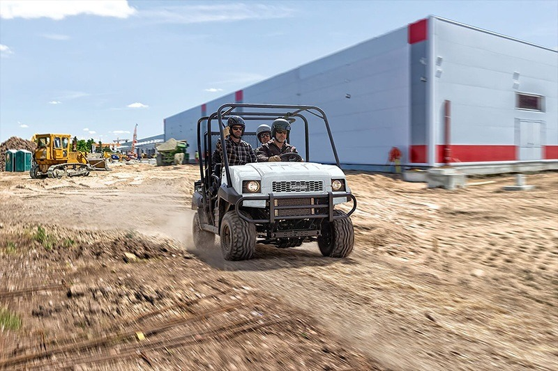2020 Kawasaki Mule 4000 Trans in Iowa City, Iowa - Photo 6