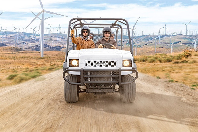 2020 Kawasaki Mule 4000 Trans in Oklahoma City, Oklahoma - Photo 7