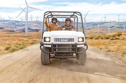 2020 Kawasaki Mule 4000 Trans in Sacramento, California - Photo 7