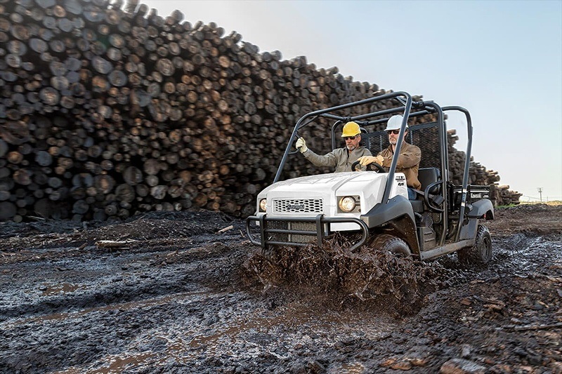 2020 Kawasaki Mule 4000 Trans in Oklahoma City, Oklahoma - Photo 8
