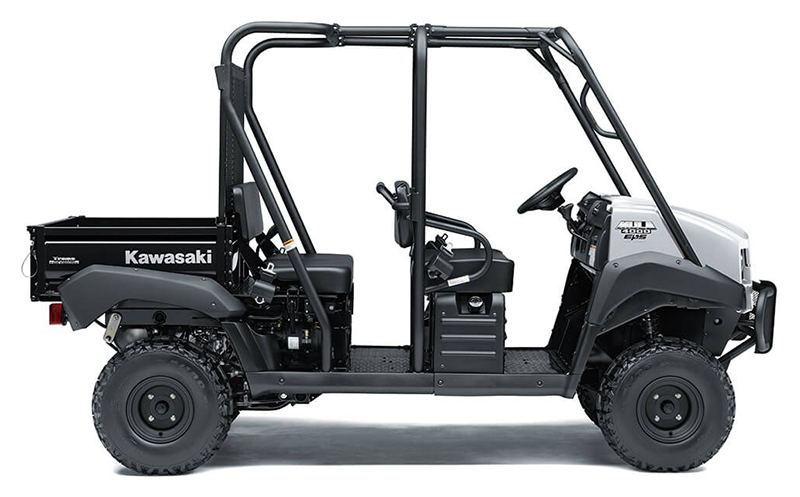 2020 Kawasaki Mule 4000 Trans in Cedar Rapids, Iowa - Photo 1
