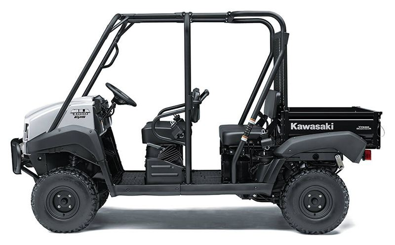 2020 Kawasaki Mule 4000 Trans in Woonsocket, Rhode Island - Photo 2