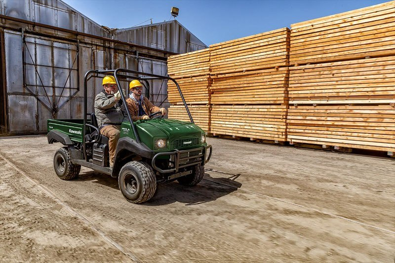 2020 Kawasaki Mule 4010 4x4 in Lancaster, Texas - Photo 8