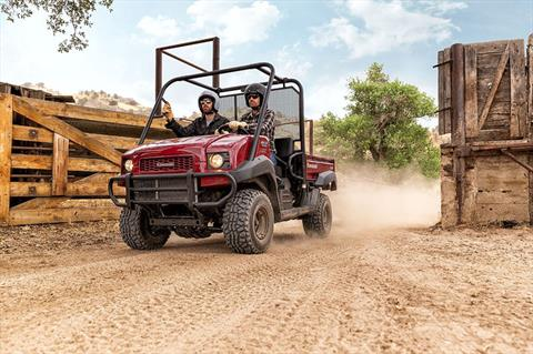 2020 Kawasaki Mule 4010 4x4 in Hondo, Texas - Photo 9