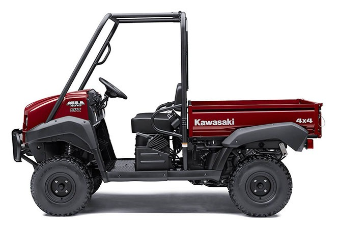 2020 Kawasaki Mule 4010 4x4 in Eureka, California - Photo 2