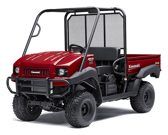 2020 Kawasaki Mule 4010 4x4 in Chanute, Kansas - Photo 3