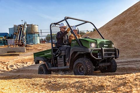 2020 Kawasaki Mule 4010 4x4 in Iowa City, Iowa - Photo 6