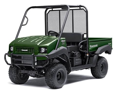 2020 Kawasaki Mule 4010 4x4 in Woodstock, Illinois - Photo 3