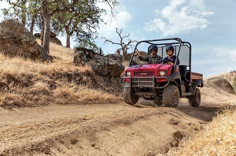 2020 Kawasaki Mule 4010 4x4 in Fremont, California - Photo 7