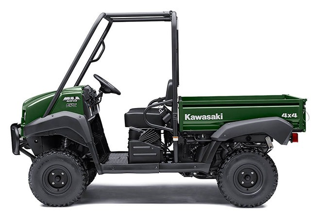 2020 Kawasaki Mule 4010 4x4 in Belvidere, Illinois - Photo 9