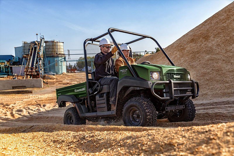 2020 Kawasaki Mule 4010 4x4 in Plymouth, Massachusetts - Photo 6