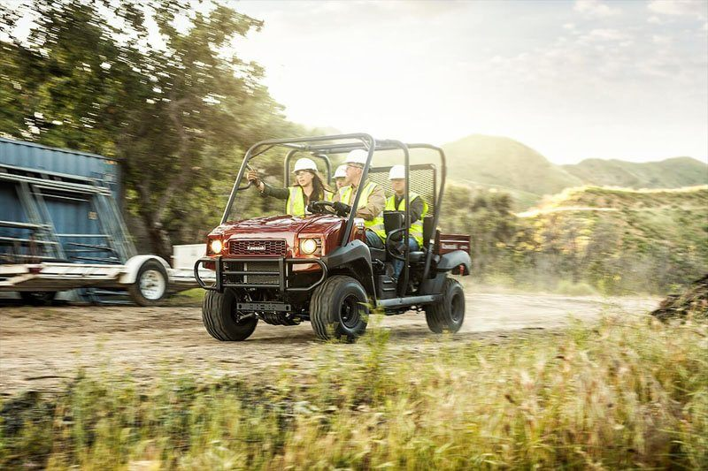 2020 Kawasaki Mule 4010 Trans4x4 in Redding, California - Photo 8