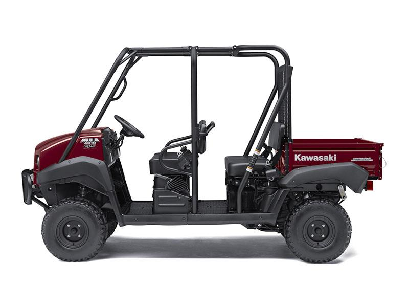 2020 Kawasaki Mule 4010 Trans4x4 in Bellevue, Washington - Photo 2