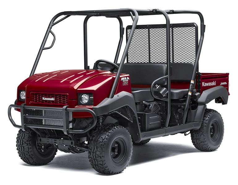 2020 Kawasaki Mule 4010 Trans4x4 in Redding, California - Photo 3