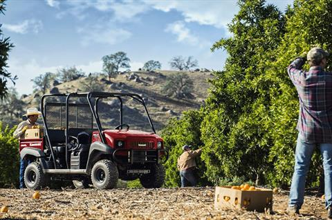 2020 Kawasaki Mule 4010 Trans4x4 in Fremont, California - Photo 6