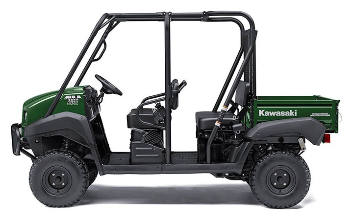2020 Kawasaki Mule 4010 Trans4x4 in Sacramento, California - Photo 2